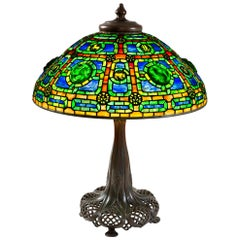 "Tiffany Studios New York ""Zodiac"" Table Lamp"