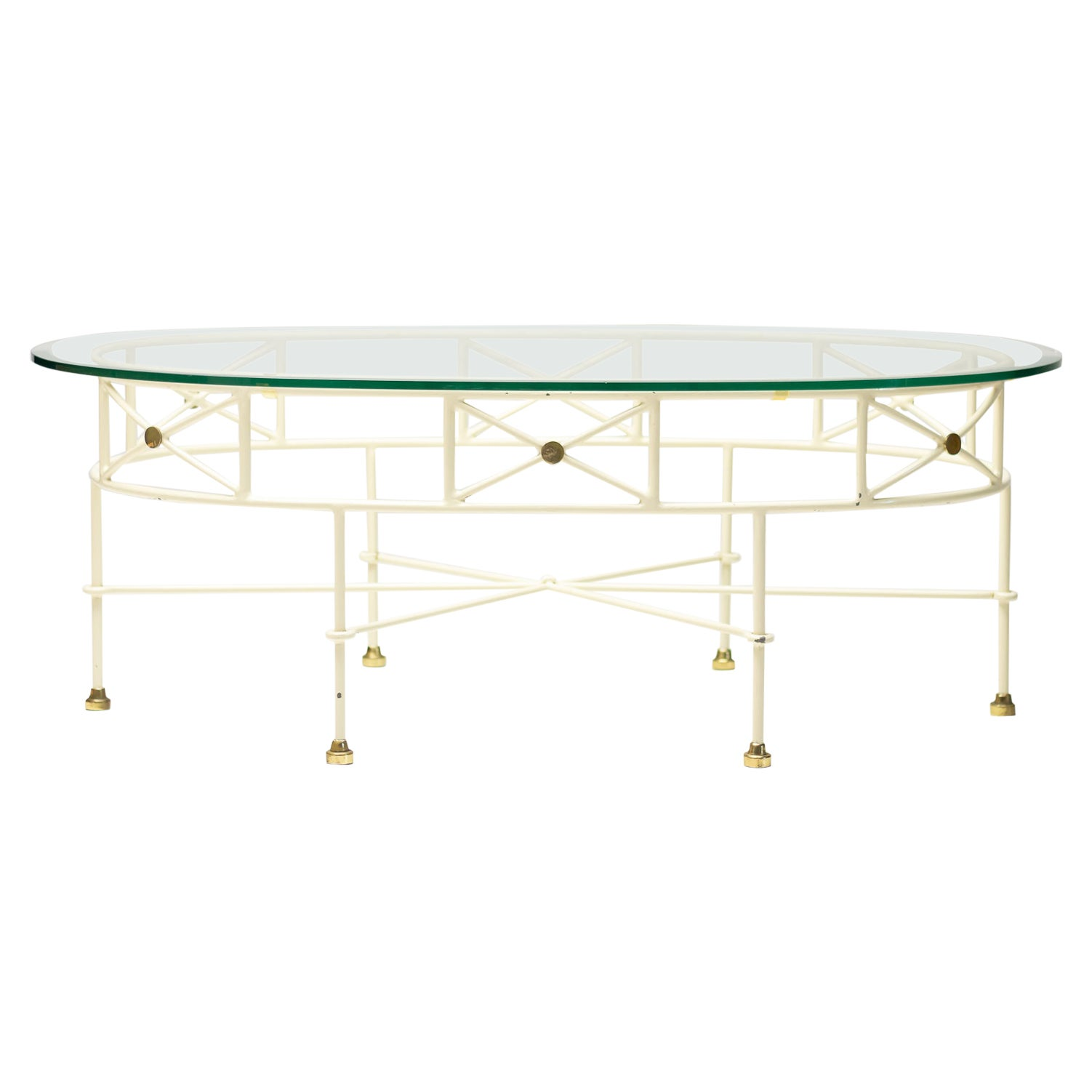 Architectural Italian Coffee Table