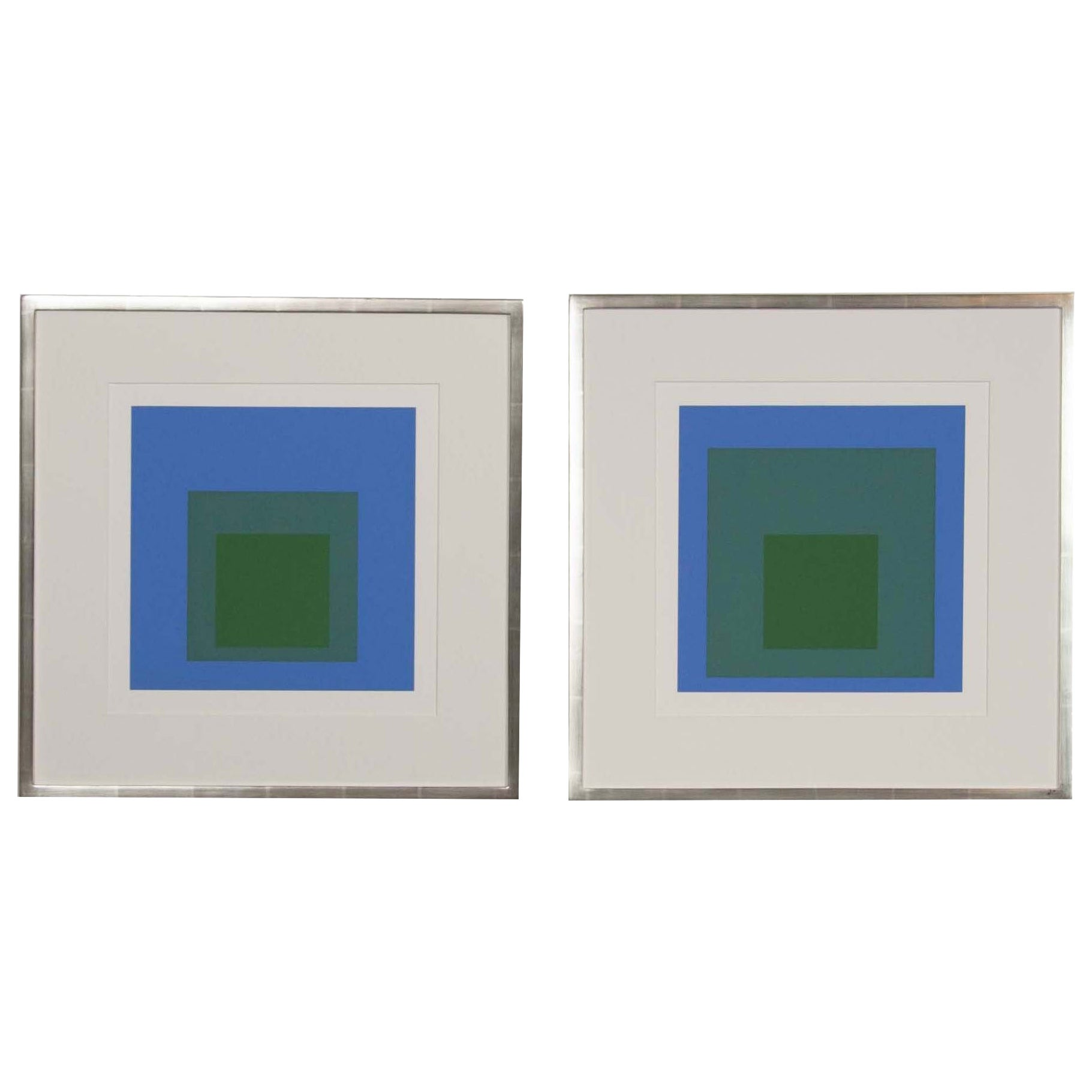 Josef Albers Homage to the Square, Price Individually