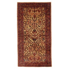 Antique Persian Area Rug Lilian Design