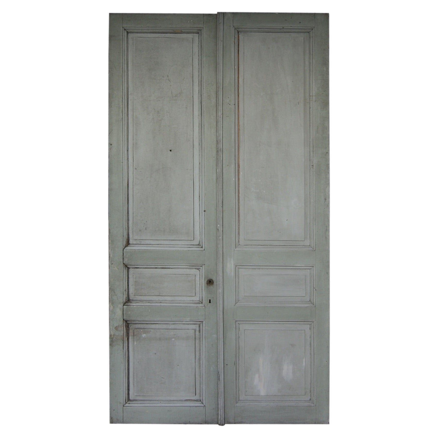 Late 19th Century French Double Door