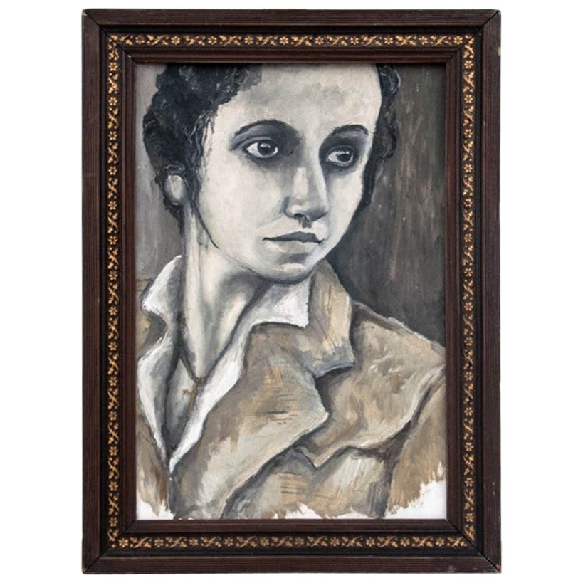 """Painting """"Portrait of a Woman"""""""