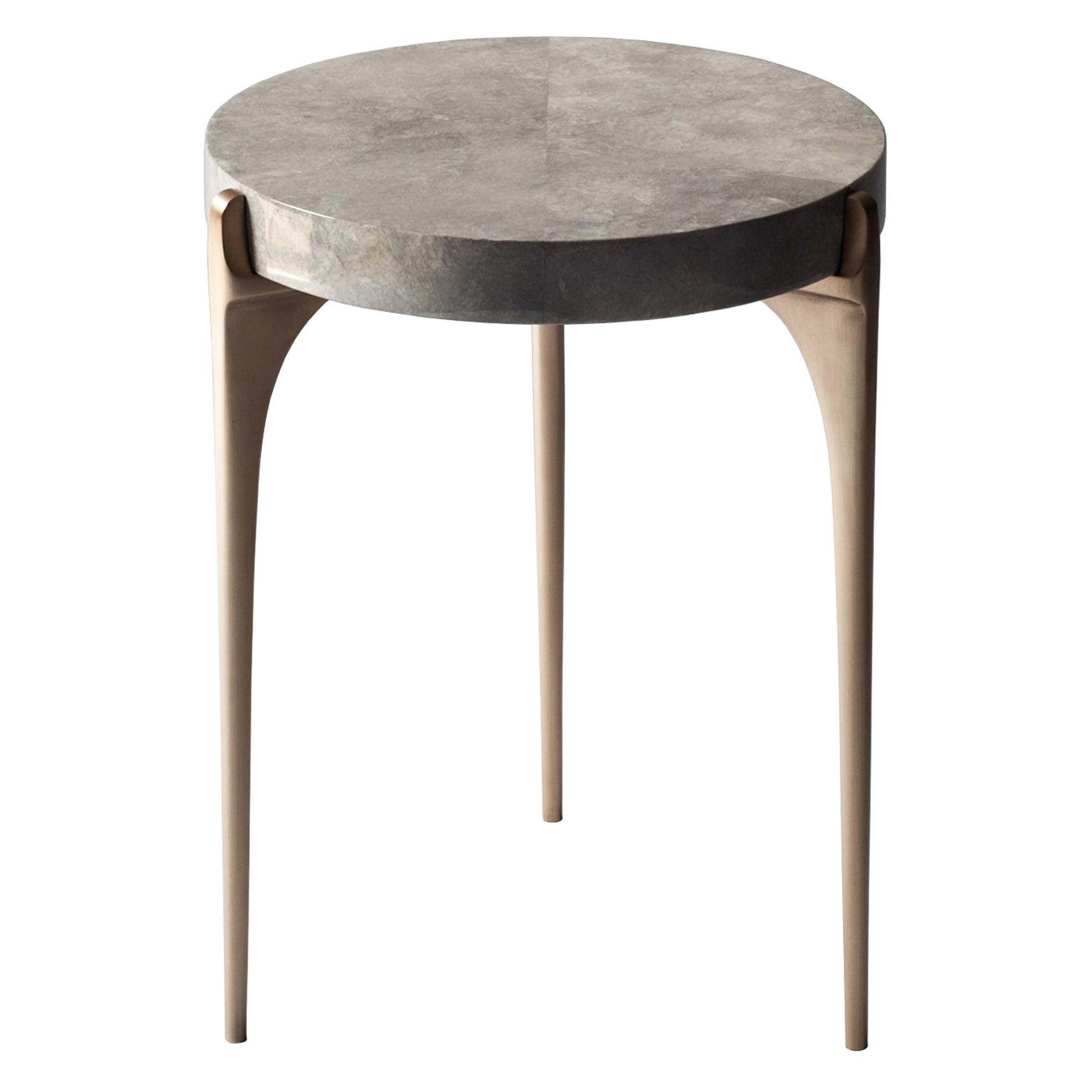 Acantha Side Table by DeMuro Das