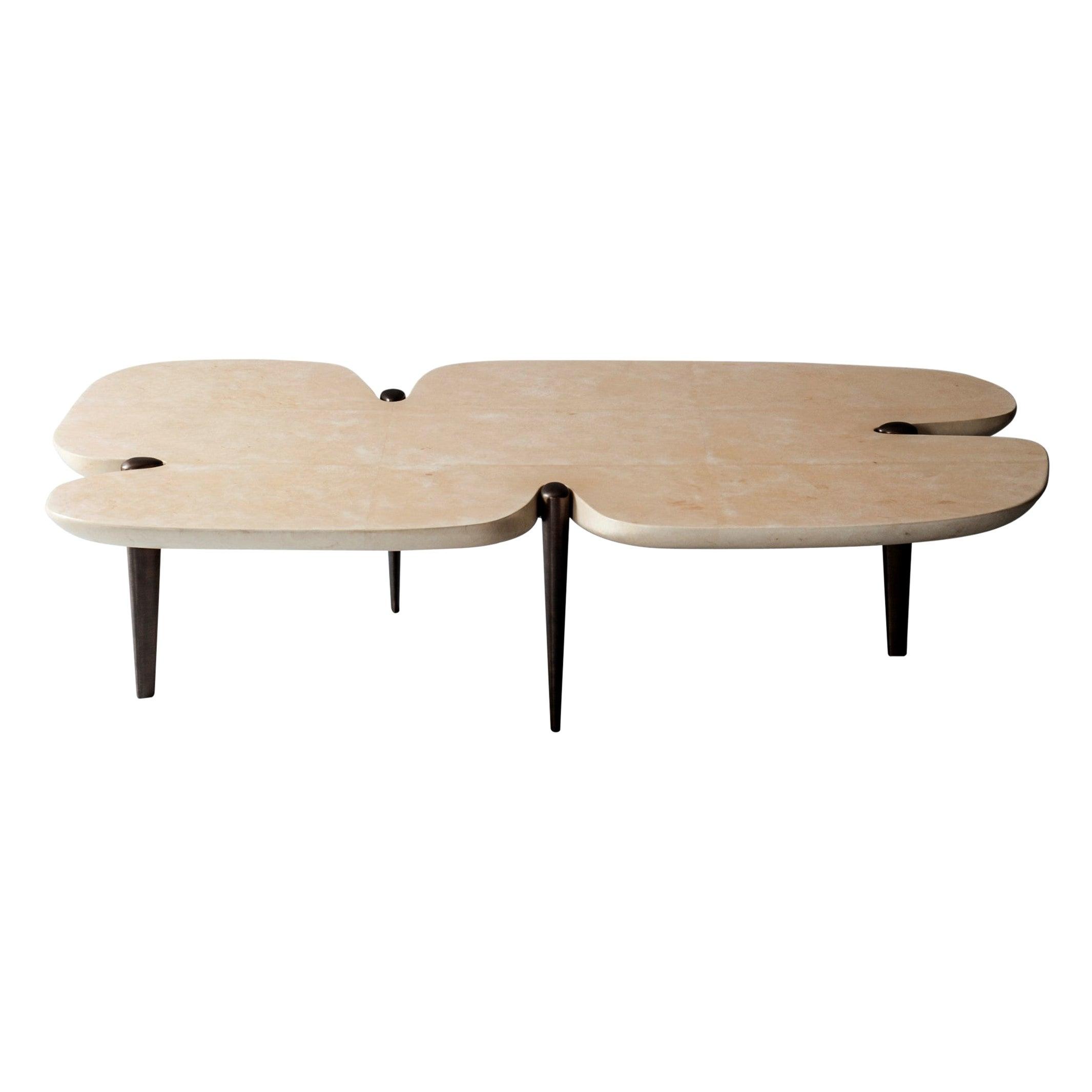 Contour Coffee Table by DeMuro Das