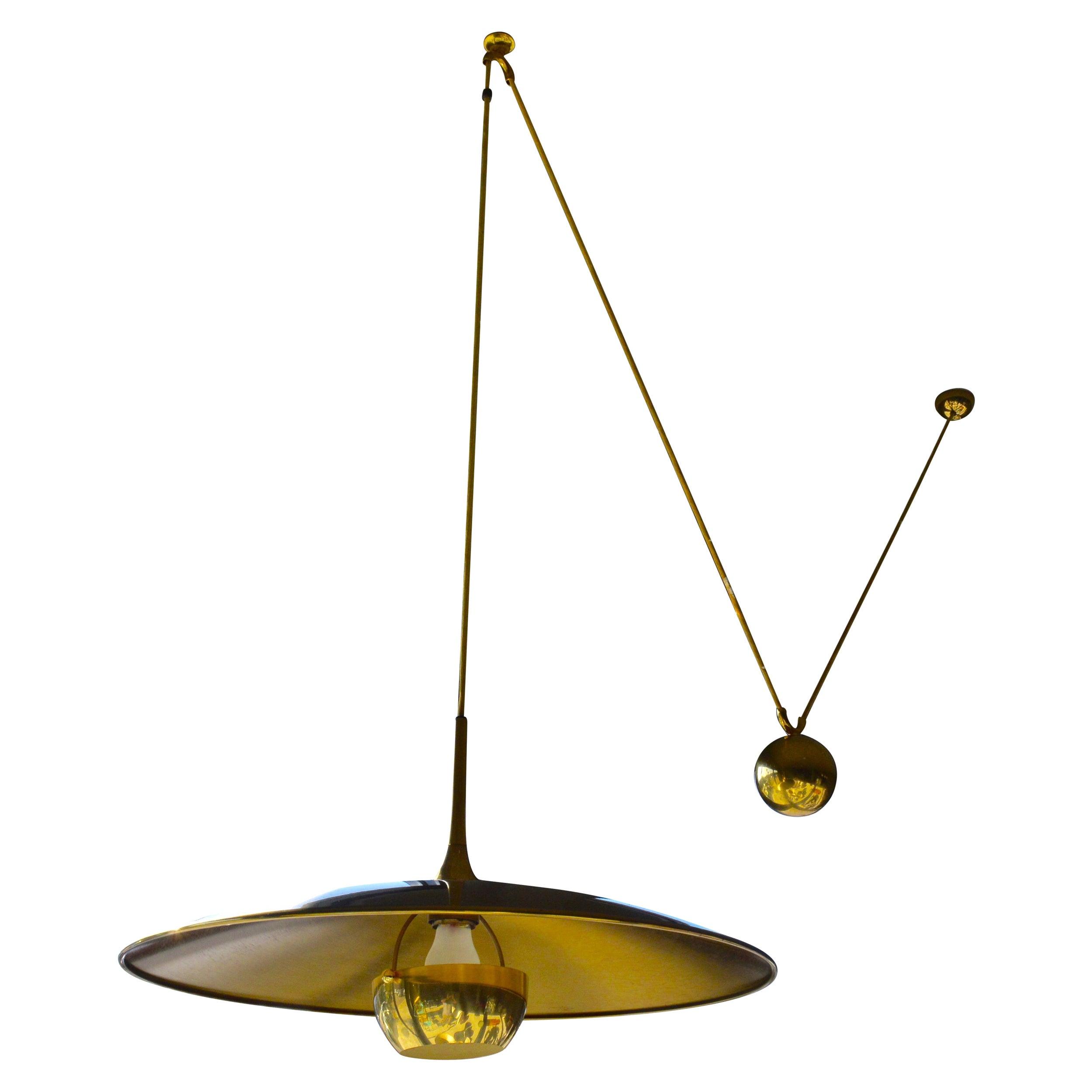 Brass Florian Schulz Counter Balance Light