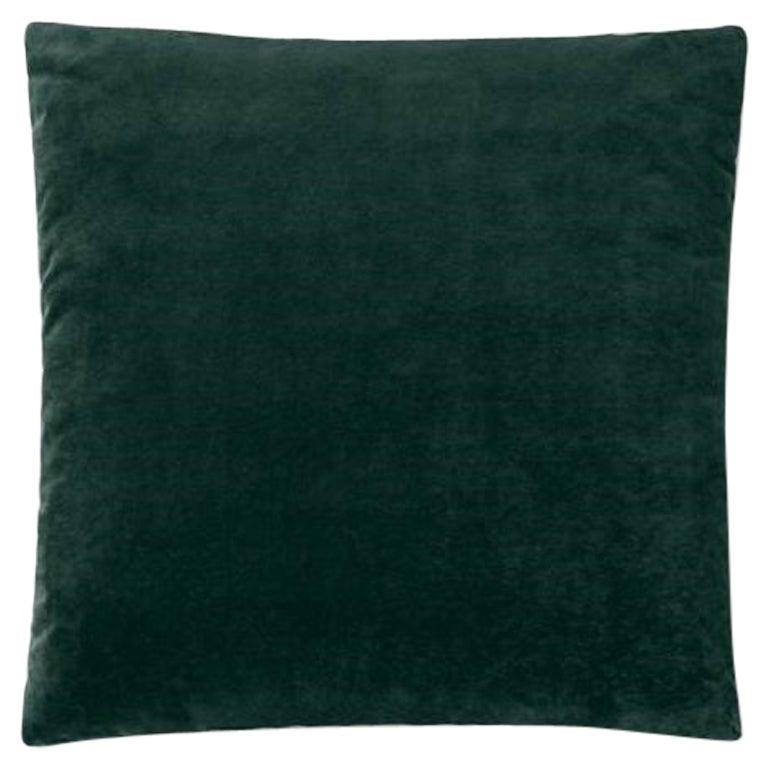 Molteni&C Square Decorative Cushion Velvet