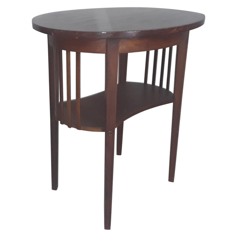 Thonet Wien Table For Sale