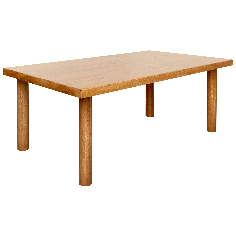 Dada Est. Contemporary Solid Ash Dining Table