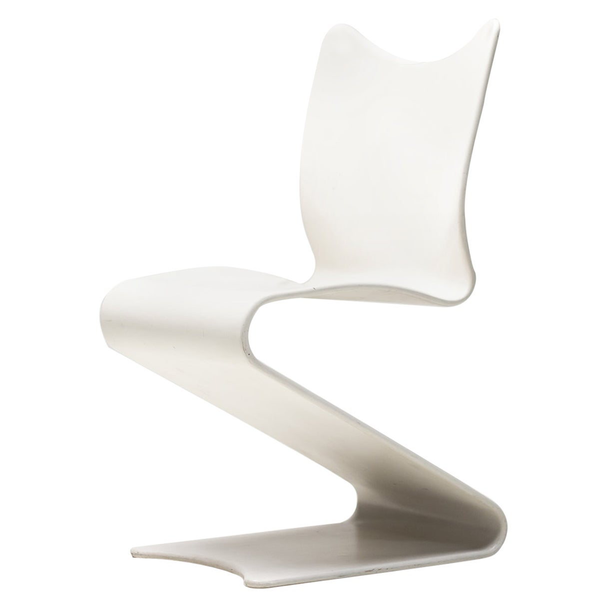 S-Chair No. 275 by Verner Panton