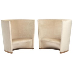 Triumph Chairs by Christopher Pillet for Holly Hunt