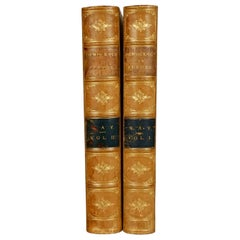 Democracy in Europe by Sir Thomas May Published New York 1878 in 2 Volumes