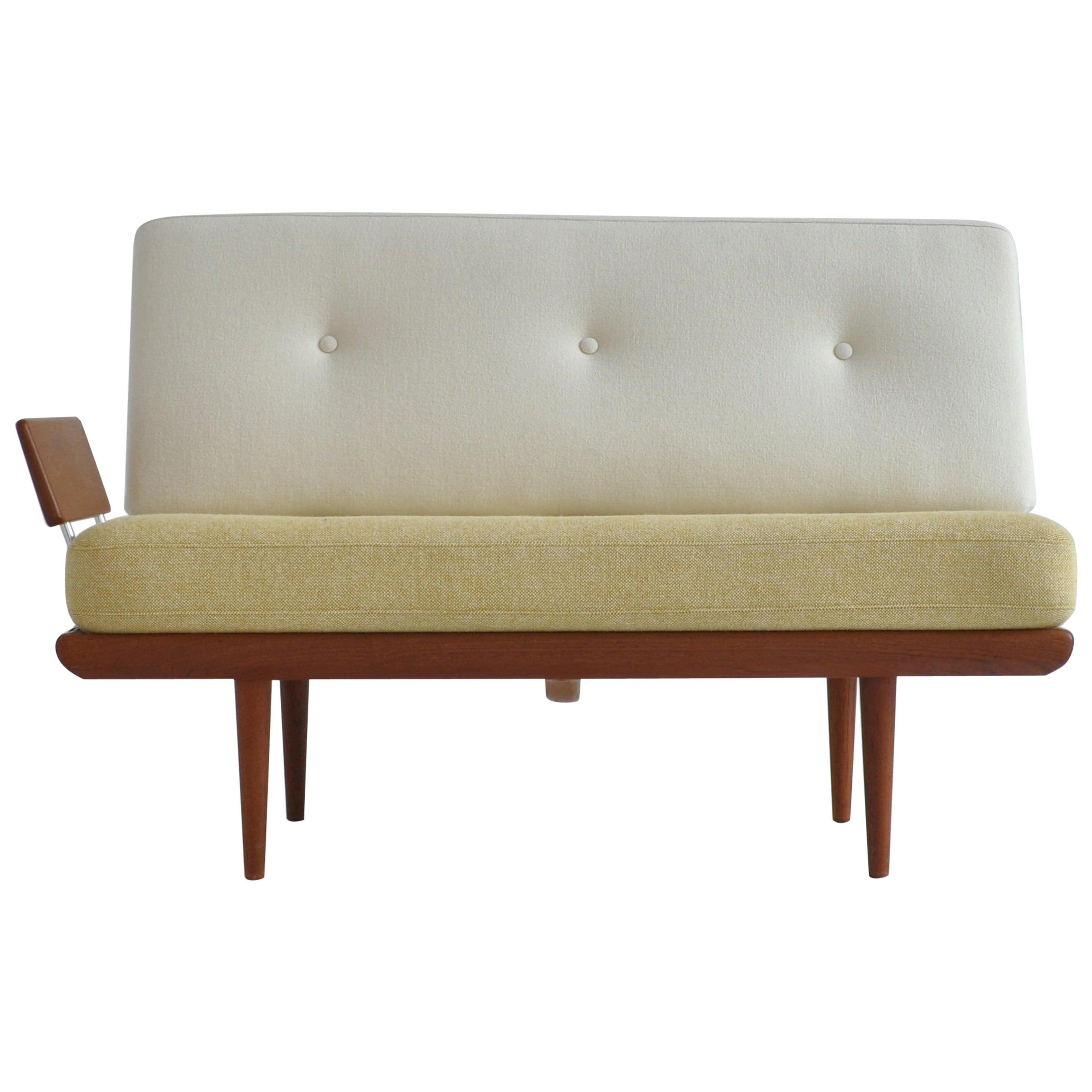 "Danish Modern Daybed or Sofa Model ""Minerva"" for France & Son, 1960s"
