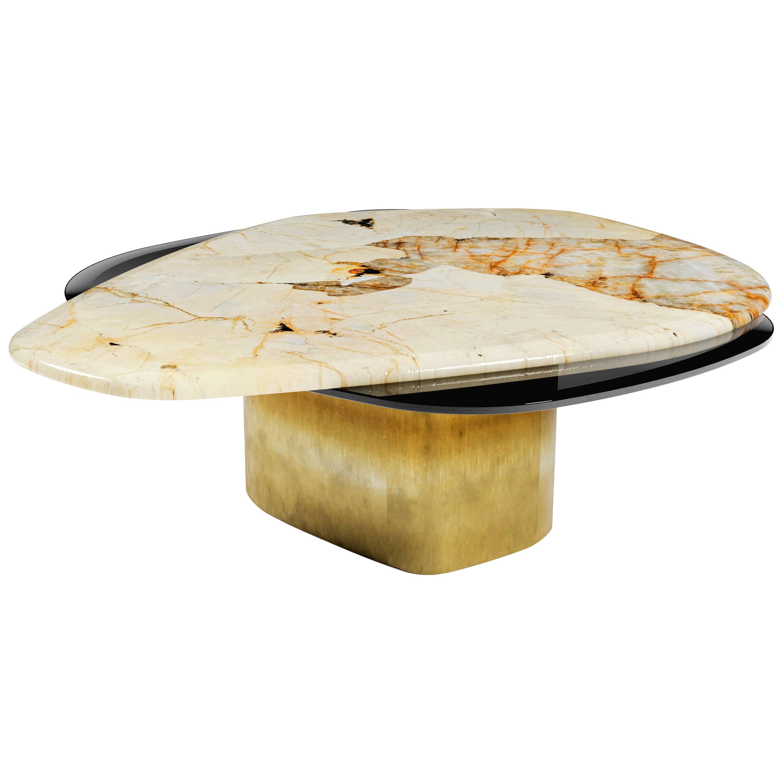 Elements VIII Coffee Table, 1 of 1 by Grzegorz Majka