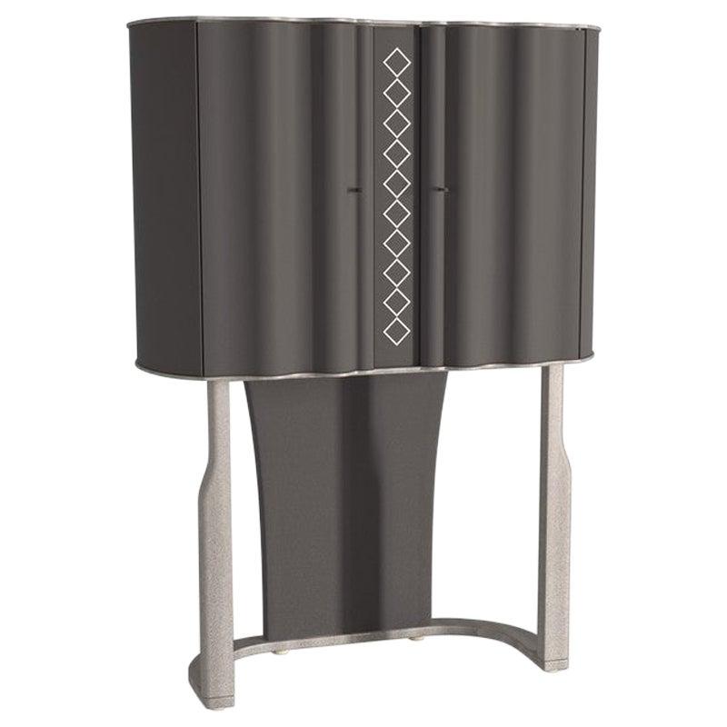 Modern by Giuseppe Carpanelli Mistral Bar Cabinet Pama Wood