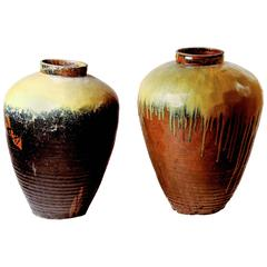Oversized Chinese Storage Vessels