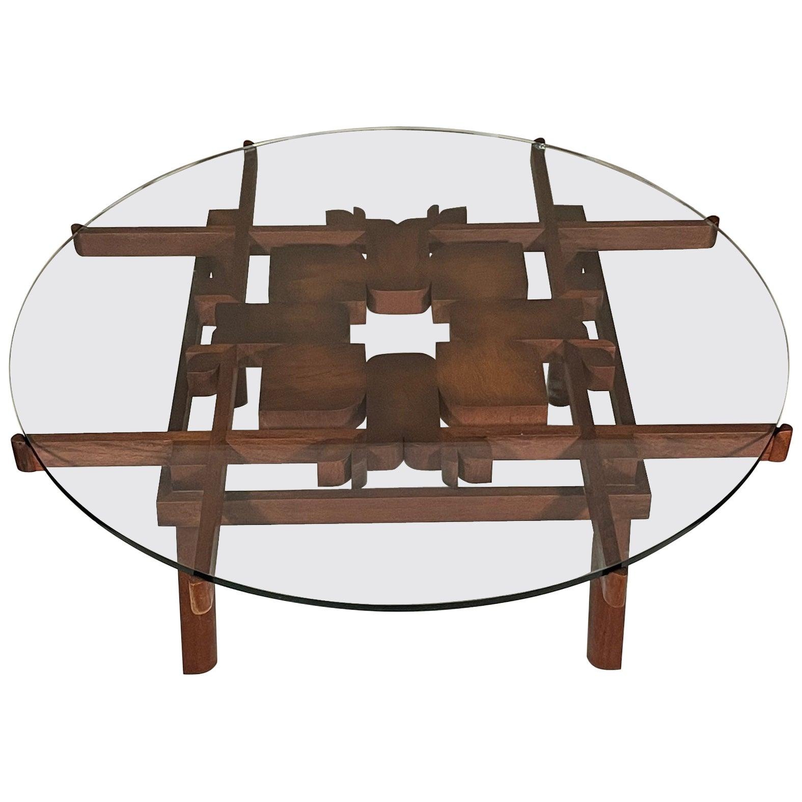 An Unusual Dunbar Coffee Table