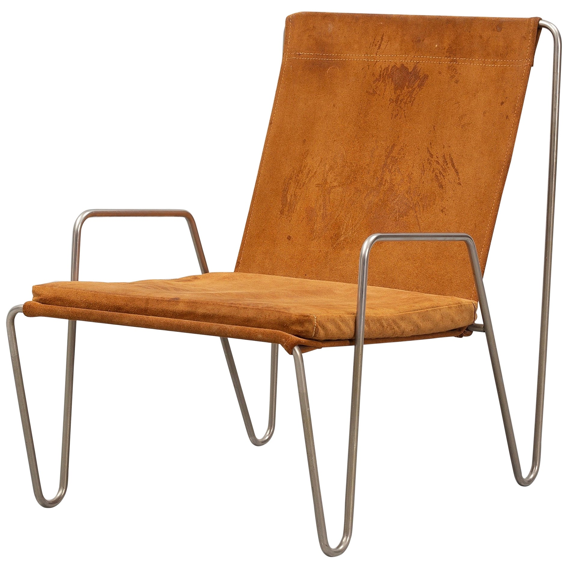 Bachelor Easy Chair by Verner Panton, Fritz Hansen, 1955