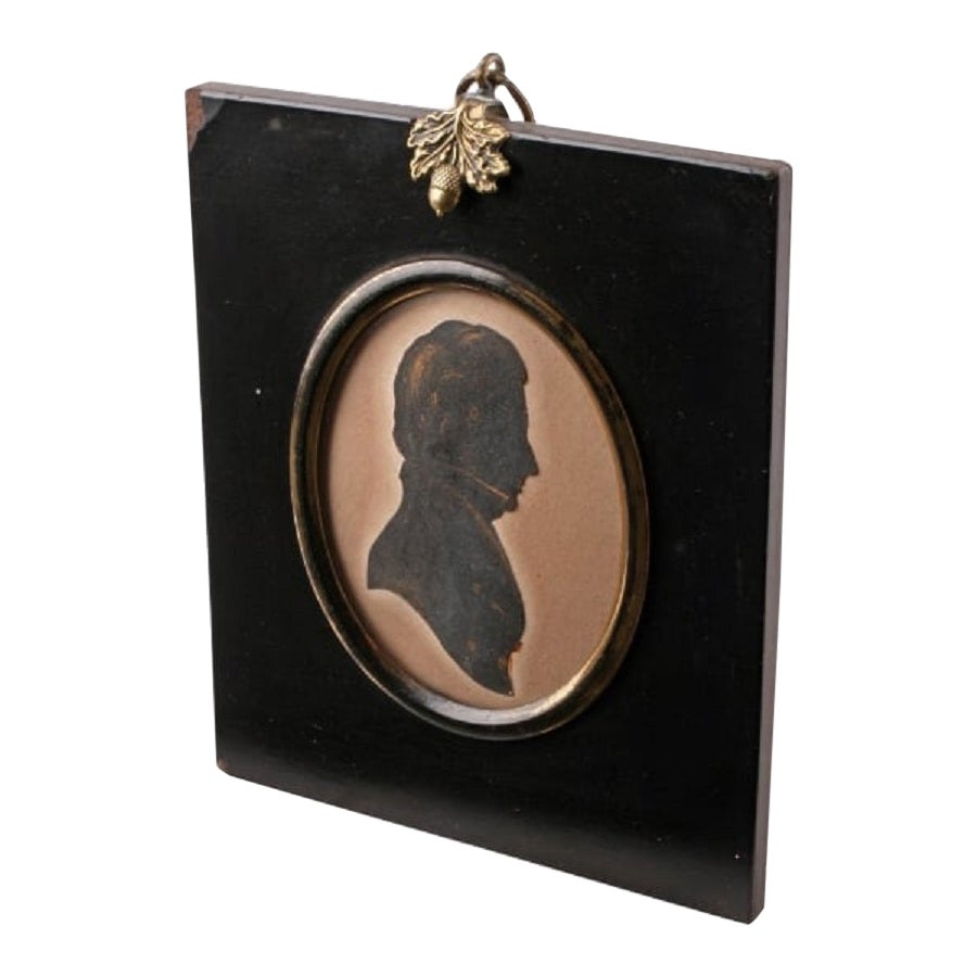 Early 19th Century Silhouette