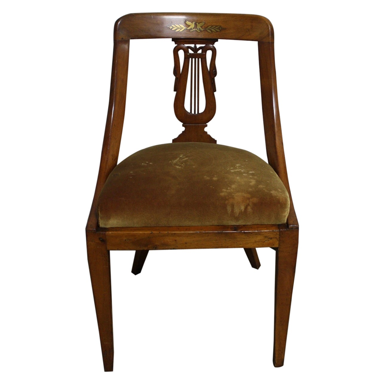 French Early 19th Century Chair