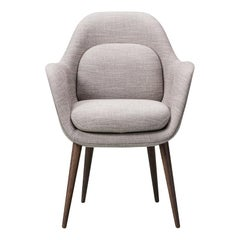 Space Copenhagen Swoon Chair – Two Tone