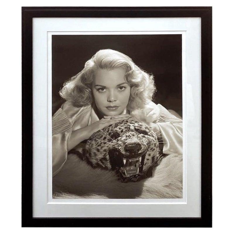 George Hurrell Jane Wyman Digital Photograph