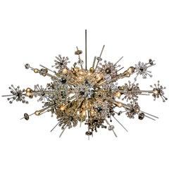 Lobmeyr Metropolitan Opera Crystal Chandelier 6725-L-59
