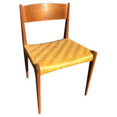 """Teak Side Chair """"Pia"""" by Poul Cadovius for Cado"""