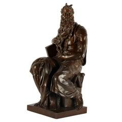 19th Century Bronze Statue
