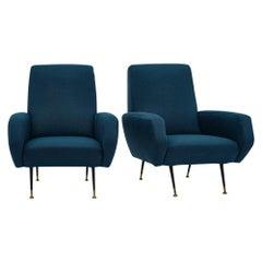 Italian Modernist Armchairs
