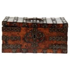Sea Captain's Box, circa 1680/1720 'Colonial'