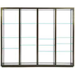 "Edward Wormley ""Superstructure"" Room Divider Display Case"