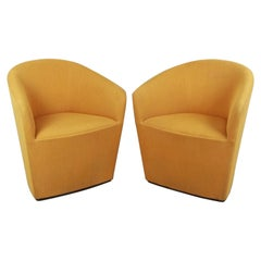 Brandy Lounge Chairs by Andreu World