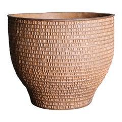 David Cressey Ceramic Planter for Architectural Pottery, circa 1970