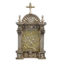 Silver Pax O Portapaz, Spain, 16th Century