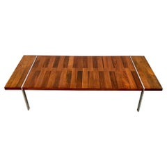 Roland Carter Rosewood Coffee Table by Lanes Vibrato Collection