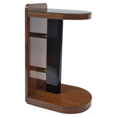 French Modernist Drinks Table