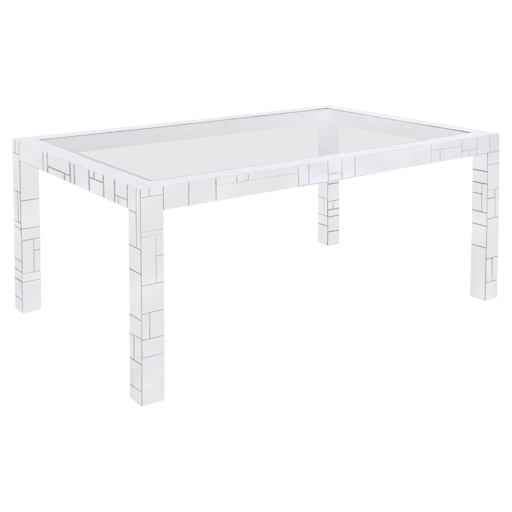 Cityscape Dining Table