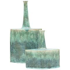 1980s Stoneware by Bruno Gambone 'e'