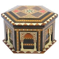 Alhambra Handmade Jewelry Box