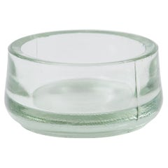 Lumax Cast Glass Vide-Poche, France 1960's
