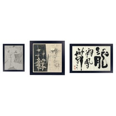 Selection of Black and White Art