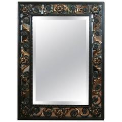Art Deco Mirror Attributed to Poillerat