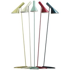 AJ Floor Lamp by Arne Jacobsen for Louis Poulsen