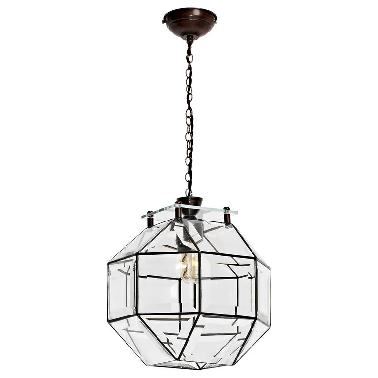 Paragon Pendant by CTO Lighting For Sale