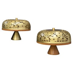 Set of 2 Camille Cake Stands by Marc Dibeh