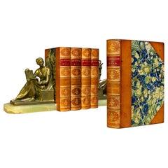 'Book Sets' 5 Volumes, Victor Hugo, Les Miserables