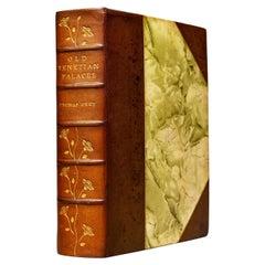'Books' 1 Volume, Thomas Okey, The Old Venetian Palaces