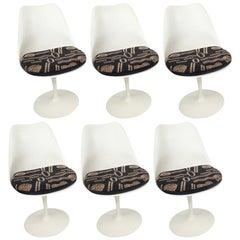 Set of 6 Eero Saarinen Tulip Chairs