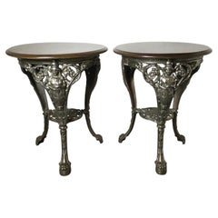 Victorian Side Tables