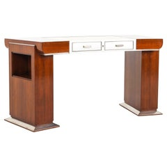 Desk, attr. to André Domin & Marcel Genevrière / Maison Dominique, France 1930